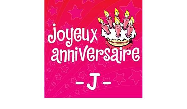 Joyeux Anniversaire Jocelyne By Joyeux Anniversaire On Amazon Music