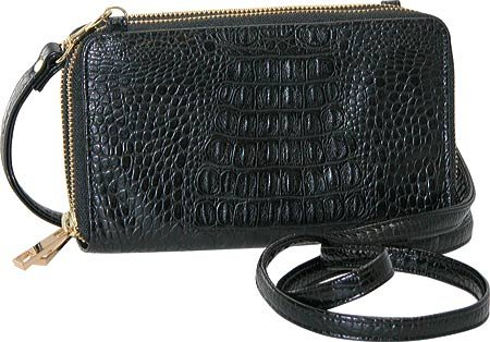 adrienne-landau-double-zip-cross-body-black