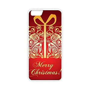 MeowStore Christmas Ornament Christmas Trees Christmas Gift Christmas Hat Christmas Bells Iphone 6 (4.7 inch) Case Cover Phone Case Shells