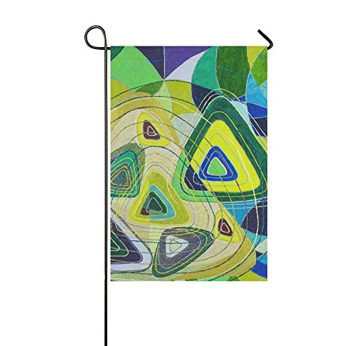 Home Decorative Outdoor Double Sided Art Modern Art Painting