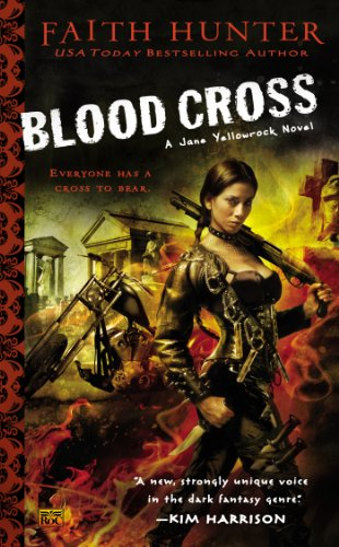 Blood Cross (Jane Yellowrock Book 2)