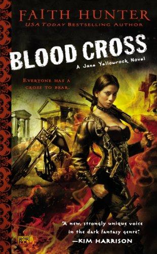 - Blood Cross (Jane Yellowrock Book 2)