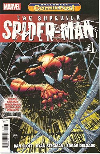 Superior Spiderman #1 Halloween Comicfest Cover Edition Comic Book -