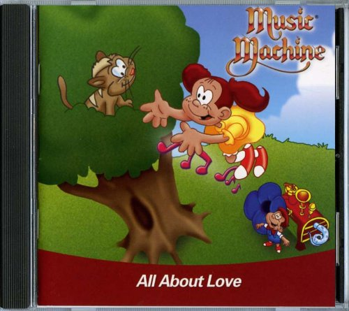 All about Love (Music Machine (BCI))