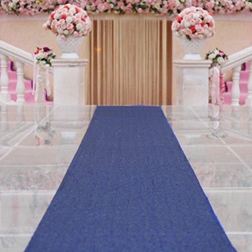 Buy blue outdoor carpet roll