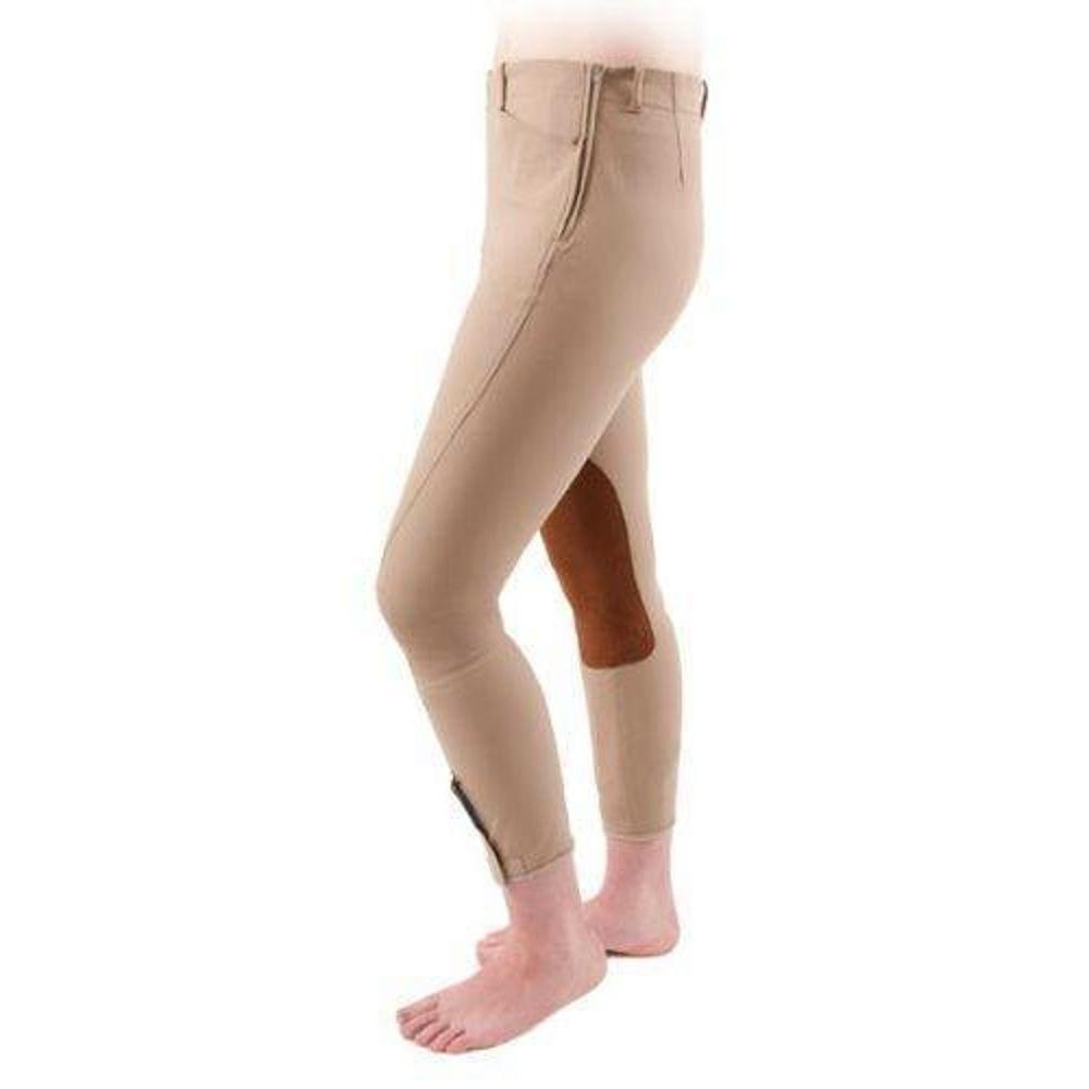 Shires Ladies Oakland Side Zip Breeches
