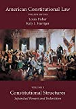 This book, in addition to analyzing and including excerpts of court decisions, highlights the efforts of legislatures, executives, the states, and the general public to participate in an ongoing political dialogue about the meaning of the Constitutio...
