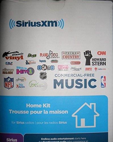 Genuine Sirius Home Kit w/remote for ANY Sirius receiver Brand New Original