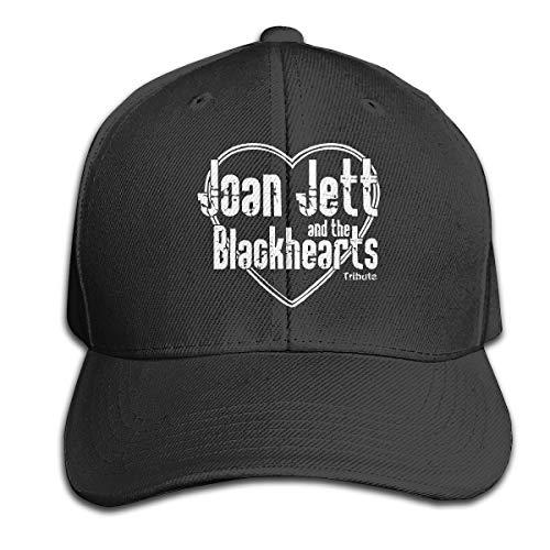 Nancy J Evans Unisex Joan Jett & The Blackhearts Logo Golf Adult Baseball Cap Outdoor Leisure Season Cap,Sports Sun - Jett Golf