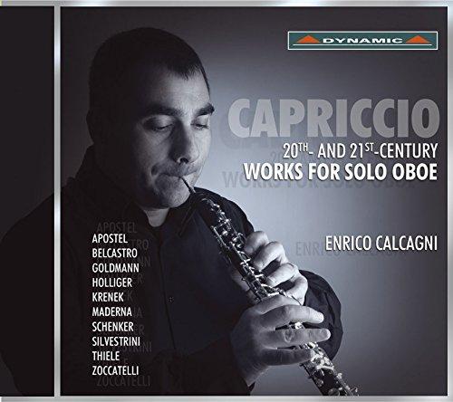 (Capriccio - 20th & 21st Century Works for Solo Oboe)