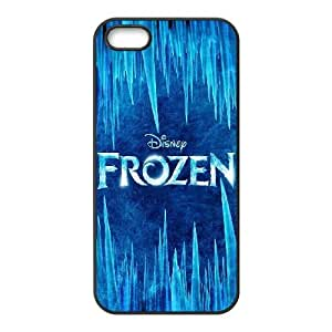 Frozen iPhone 4 4s Cell Phone Case Black Delicate gift JIS_403641