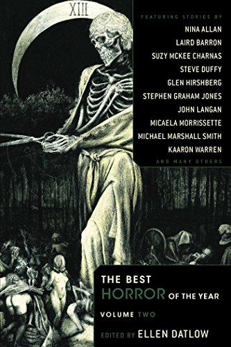The Best Horror of the Year (The Best Horror of the Year Series Book 2)
