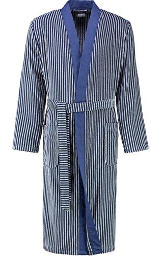 Cawö Herren Bademantel Saunamantel Velours Qualität Kimono Form Gr. 52