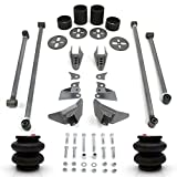 65 chevy truck air bags - Helix Suspension Brakes and Steering TTKAIR10681998 1068199 TTKAIR10681998 Rear Four 4-Link Air Ride Bag Suspension Kit for 60-66 Chevy Truck