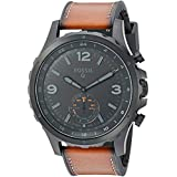 Fossil Men's Machine Quartz Stainless Steel and...