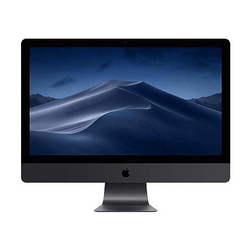 Apple iMac Pro (27インチ, Retina 5Kディスプレイモデル, 3.2GHz 8コアIntel Xeon Wプロセッサ)