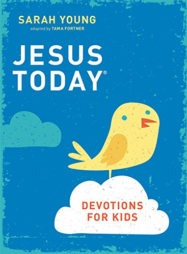 Jesus Today Devotions for Kids (Jesus Calling®) from HarperCollins Christian Pub.