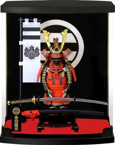 Authentic Samurai Figure Figurine Yoshimoto product image