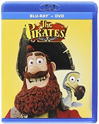 9ff6f6e62a25 Amazon.com  The Pirates! Band of Misfits  Blu-ray   Peter Lord ...