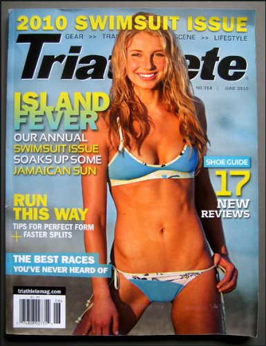 Triathlete Swimsuit Issue June 2010