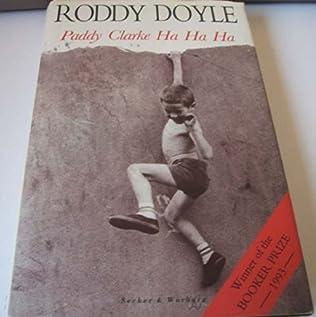 book cover of Paddy Clarke, Ha Ha Ha