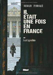 """Afficher """"Il était une fois en France n° 5 Le petit juge de Melun"""""""