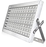 Hyperikon LED Stadium Light, 1000W Flood Light, Super Bright Outdoor Arena Light, (6000W Equivalent), Crystal White 5000K, 150000 lumens, IP66 Weatherproof, UL