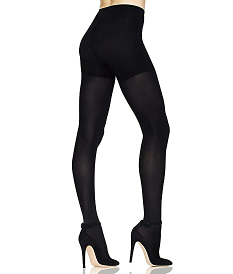 87804ad8444 Blackout Comfort Flex Opaque Tights at Amazon Women s Clothing store