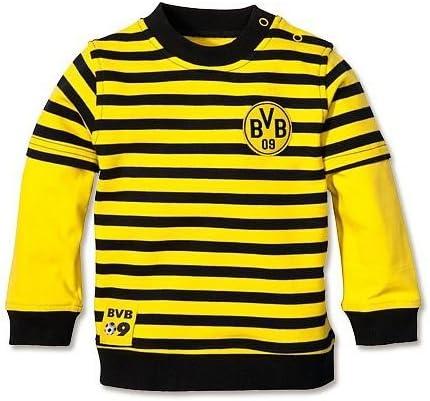 Borussia Dortmund Chándal para para niños pequeños gr. 68: Amazon ...