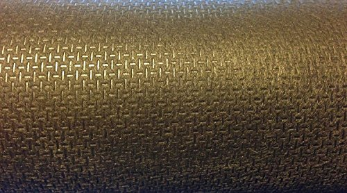 Poly Backing - Black No-show Poly-Mesh Plus Embroidery Stabilizer & Backing Cut Away 10 Yard Roll (12 Inches x 10 Yards)