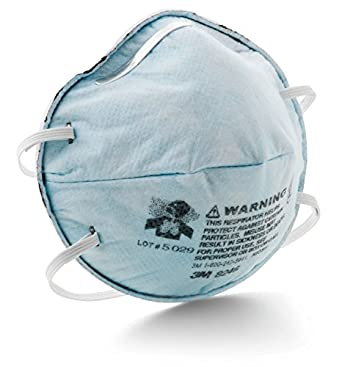 Relief Gas Nuisance Level With Respirator Particulate Acid 8246 3m R95