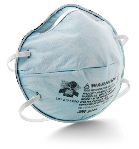 3M Particulate Respirator 8246, R95, with Nuisance Level ...