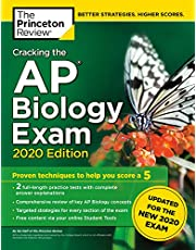 Cracking the AP Biology Exam, 2020 Edition: Practice Tests & Prep for the NEW 2020 Exam
