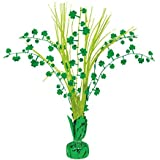 "Amscan St. Patrick's Decors Item, 12"", Green"