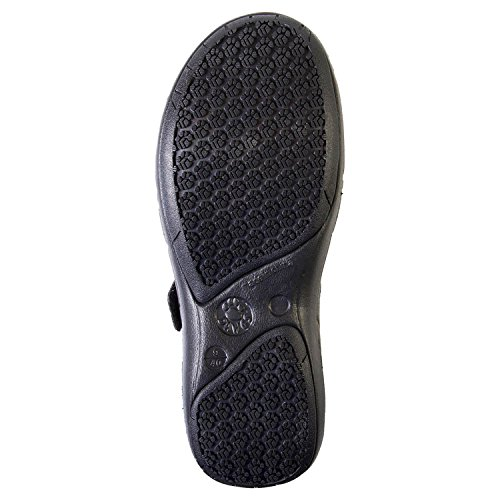 Womens Dawgs Strap Sr Ultralite Tracker Shoes Nero / Nero