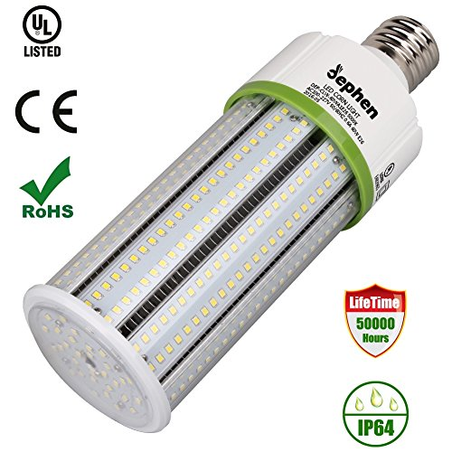 usa dephen 150 watt led corn bulb 20250 lumens 1000w equivalent. Black Bedroom Furniture Sets. Home Design Ideas