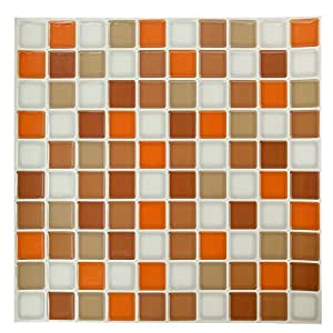 Ecoart decorativos adhesivos para azulejos pegatina de - Pegatinas para azulejos ...