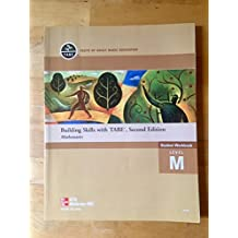 Amazon ctb mcgraw hill books building skills with tabe second edition mathematics student workbook level m fandeluxe Image collections