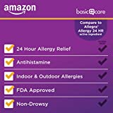 Amazon Basic Care Allergy, Fexofenadine