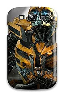 Excellent Design Bumblebee In Transformers 3 Phone Case For Galaxy S3 Premium Tpu Case