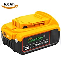 Micotechnology DCB205 20v 5.0Ah Battery for DeWalt