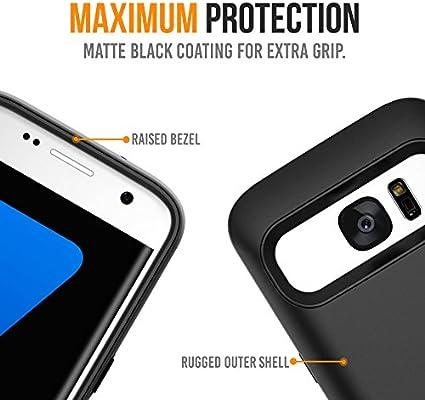 info for 7008d 4afa3 Galaxy S7 Battery Case, Alpatronix BX420 4500mAh Slim Portable ...