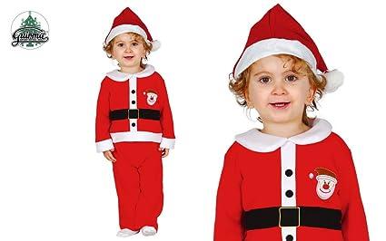Disfraz Papa Noel Para Bebe De 12 24 Meses Amazones Hogar - Disfraces-papa-noel-bebe
