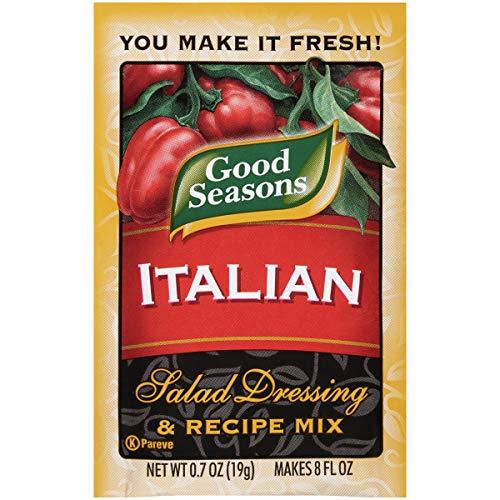 Kraft Grocery Dno Good Seasons Italian Salad Dressing and Recipe Mix, 0.7 oz