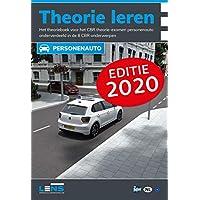 Theorie leren Personenauto: Het theorieboek voor het CBR theorie-examen personenauto onderverdeeld in de 8 CBR…