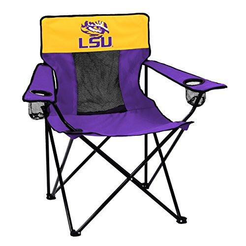 Logo Brands Collegiate Lsu Tigers Elite (Lsu Tigers Chair)