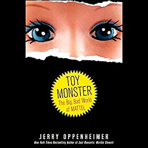 Toy Monster Audiobook