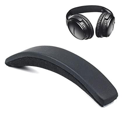 QC35 Replacement Ear Pads Ear Cushion kit for Bose Quietcomfort 35 Over The  Ear Headphones (QC35 Headband)