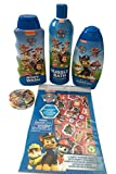 Best Paw Patrol Toys For Preschoolers - Paw Patrol 5 Piece Bath Set with 2-in-1 Review