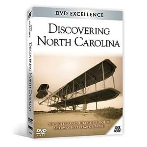 Discovering North Carolina [Import]